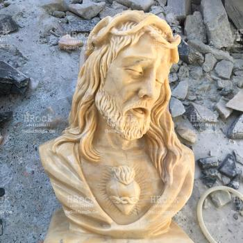 Tượng Chúa Jesus Đá Điêu Khắc