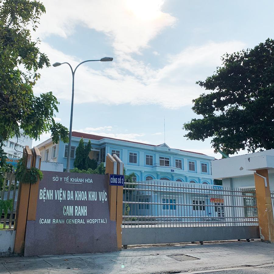 Bệnh Viện Đa Khoa Cam Ranh