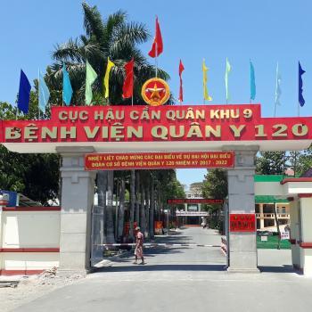 Bệnh Viện Quân Y 120