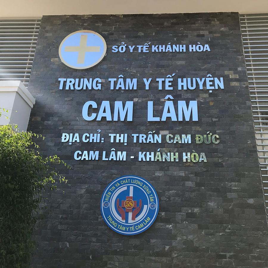 Bệnh Viện Cam Lâm